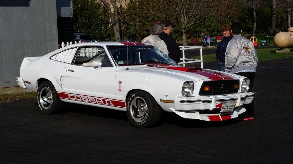Lucien Boutin 1977 Cobra II