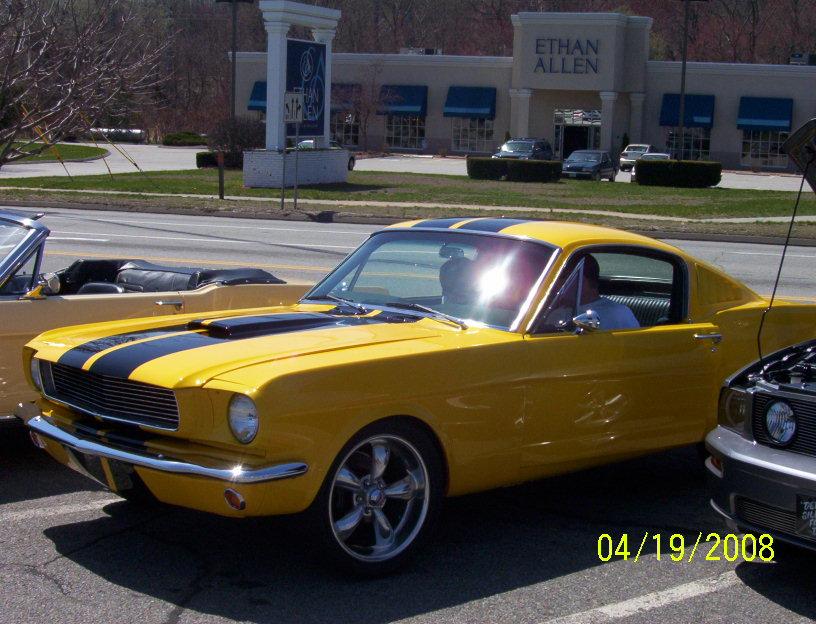 Duke Miller's 1965 Fastback
