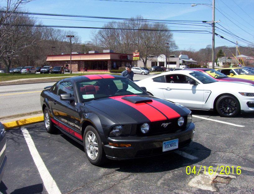 Jane Pillar 2008 GT Premium Coupe