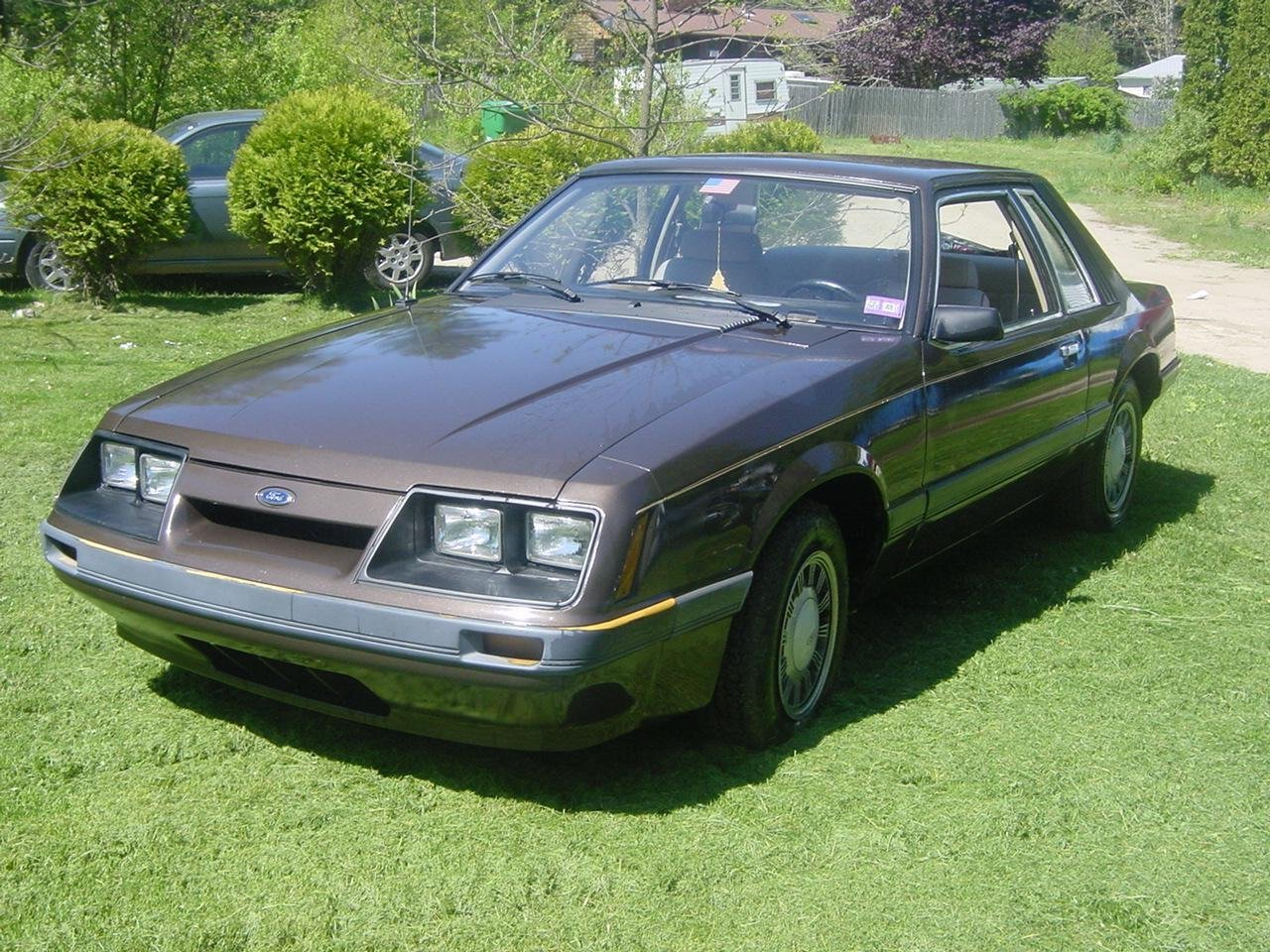 Lucien Boutin 1986 LX Coupe