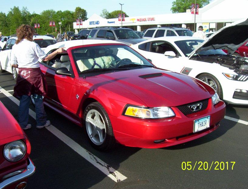 Robert Thayer 1999 GT Convertible
