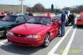 Jim Susan Fletcher 1994 Cobra Convertible