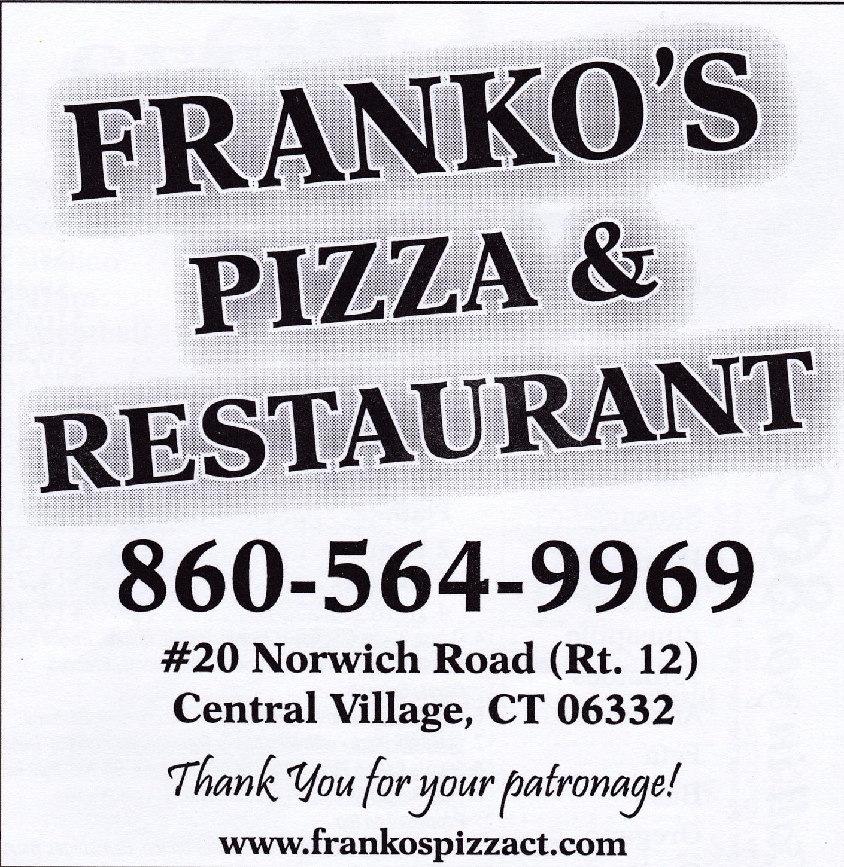 franko's pizza & resteraunt