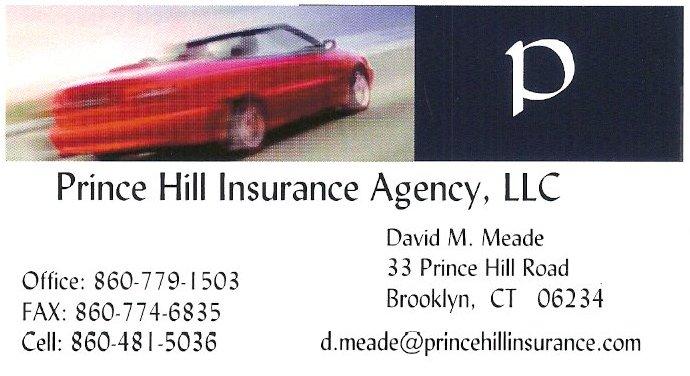 prince hill insurance agency