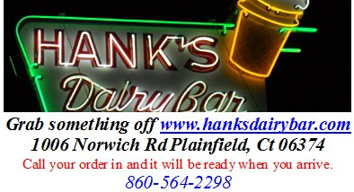 hanks dairy bar