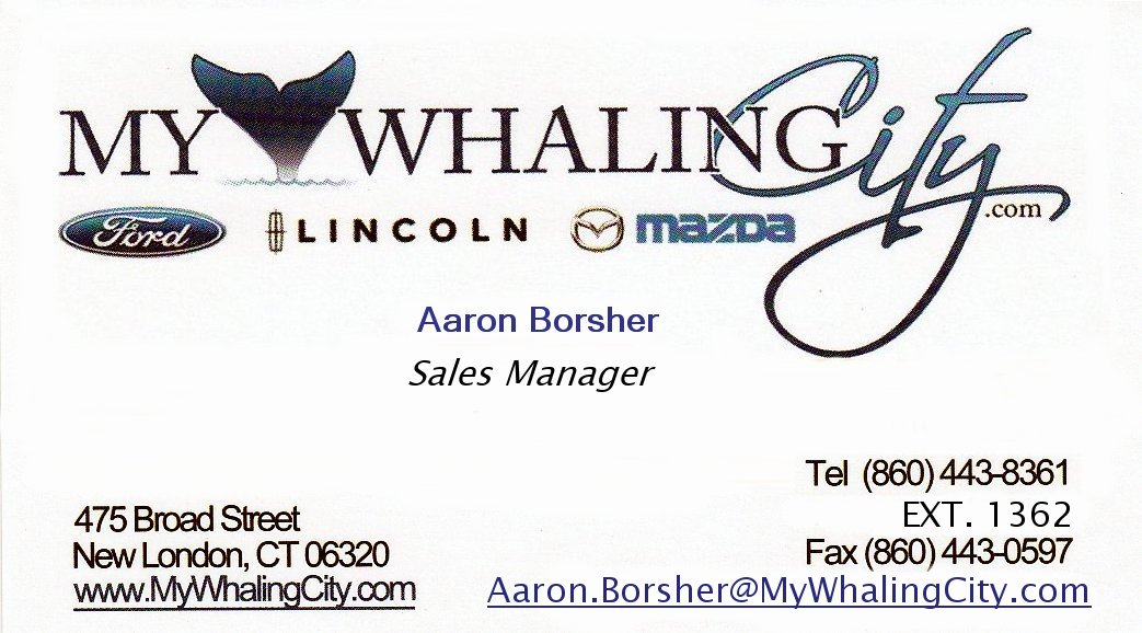 whaling city ford