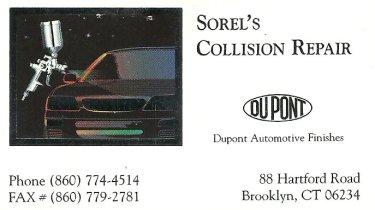 sorel's collision