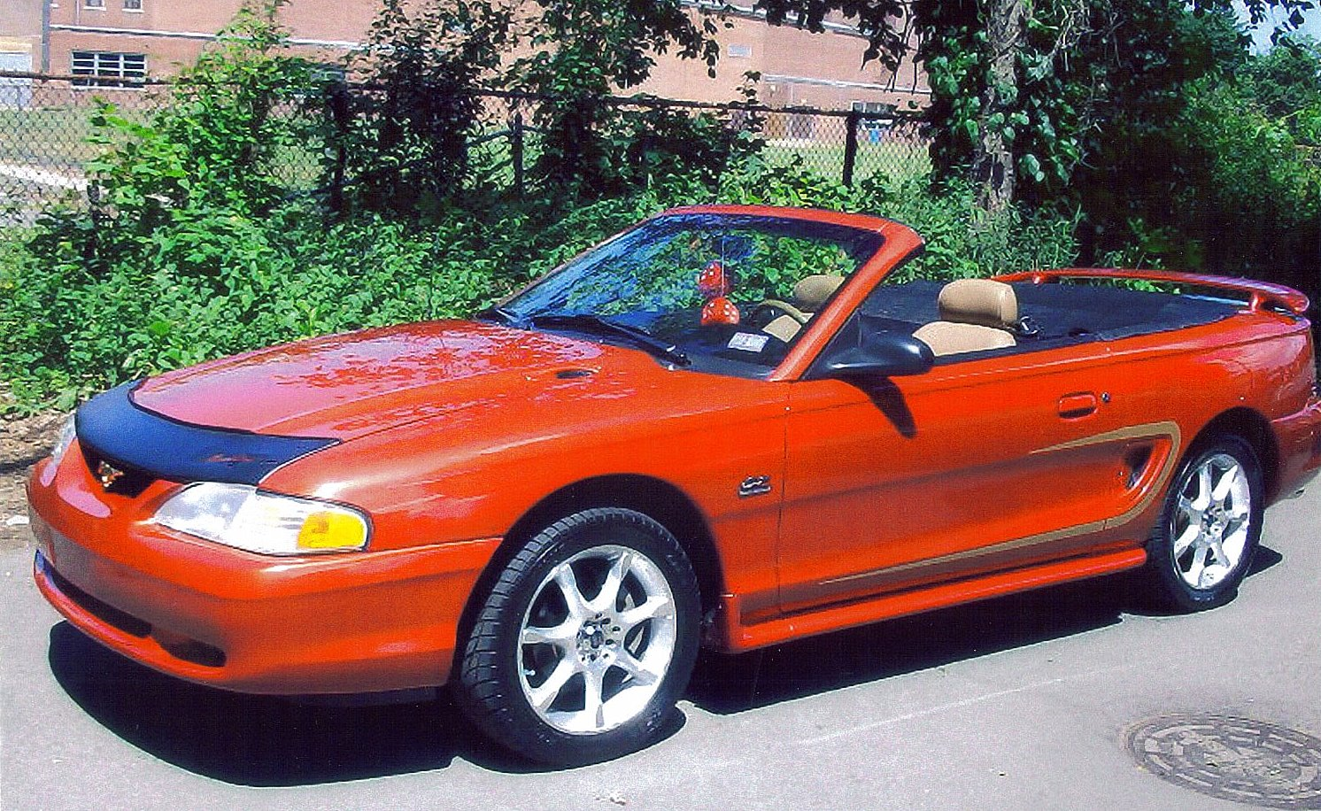 1995 GT Convertible
