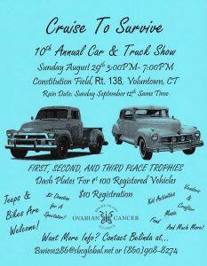 10th Annual Cruise to Survive @ Constitution Field | Voluntown | Connecticut | United States